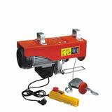 Aparejo Electrico 1000 Kg Motor 1600 Wats Garantia 24 Meses