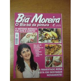 Revista Bia Moreira O Bia-bá Da Pintura Nº 6 Juta Lonita