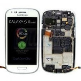 Tela Display Touch Samsung S3 Mini Gt-i8190 Gt-8190l Branco