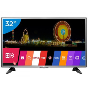 Tv 32p Lg Led Smart Hd Usb Hdmi - 32lh570b