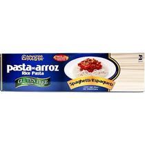Pasta De Arroz Sin Gluten Spaghetti 454 G Nova Pasta