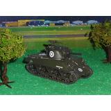 Tanque Do Exército Americano M4 Sherman - 1/72 - Novo