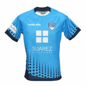 Camiseta Rugby Webb Ellis Circulo Universitario De Quilmes