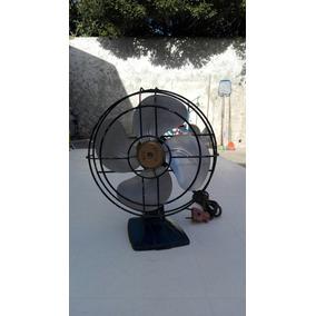 Antiguo Ventilador A.c. Gilbert Polar Cub Usa