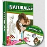 Libro Mis Clases Diarias Naturales 4° 5° 6° Grado Incluye Cd