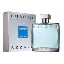Azzaro Chrome Eau De Toilette 50ml Masculino | 100% Original