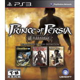 Prince Of Persia Trilogy Ps3 Digital