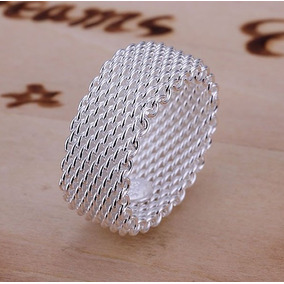 Anillo De Moda Plata Sterling .925 No. 7, 9 Y 10