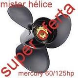 13 X 19 Hélice Motor Popa Mercury 60/125 Hp