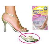Soft-pad Para Conforto Plantar Lady Feet - Ortho Pauher (...