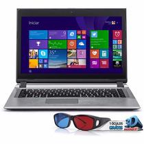 Notebook Positivo Premium S2850 Touch Com Intel Celeron 1007
