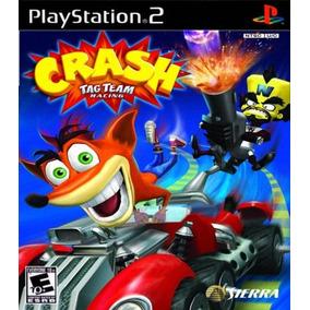 Crash Tag Team Racing Patch Para Ps2 Desbloqueado