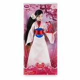 Mulan Oriental Princesa 2016 Com Bichinho Disney Store