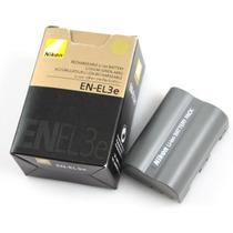 Bateria Nikon En-el3e Original D70 D80 D90 D200 D300 S D700