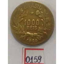 0159 - Moedas - 1000 Réis 1925 - Fortuna.- Mbc.