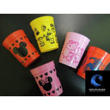 Vasos Plasticos Infantiles Irrompibles X 100 Unidades