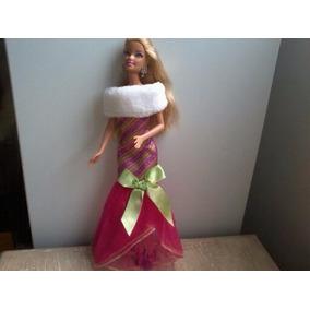 Boneca Barbie Pop Star Com Estola
