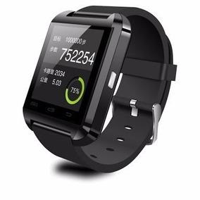 Smartwatch U8 Iphone Y Android Reloj Inteligente
