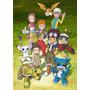 Digimon Adventure 02 Full Hd