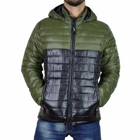 Campera Ultra Light Capucha Leanderts Hombre Mistral New17