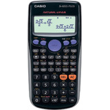 Cal Casio Fx-82es Plus Cientifica 252 Funciones + Hl4 Regalo