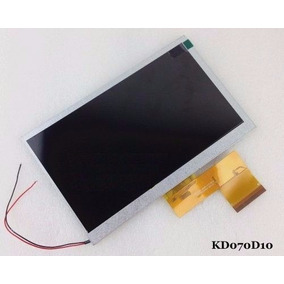 Tela Display Lcd 7 60 Vias Para Tablet Pc Kd070d10-60nb-a33