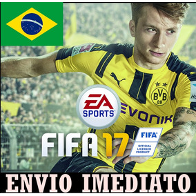 Fifa 2017 Futebol Ps3 Português Digital Psn Envio Imediato!!