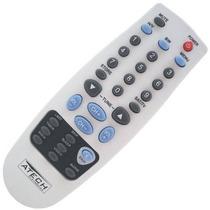 Controle Remoto Para Tv Parabólica Visionsat Elsys Le 1094