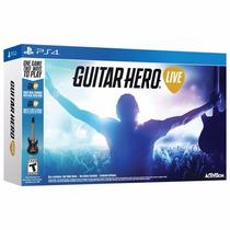 Guitar Hero Live Para Ps4 ¡sólo En Gamers!