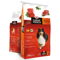 Grand Pet Carne Fresca Force Adulto 20kg