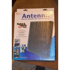 Antena Digital Casera Para Interiores