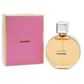Perfume Chanel Chance Parfum 50 Ml - Original
