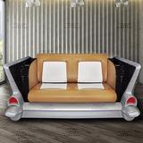 Sofá Formato Carro Belair Vintage - Várias Cores