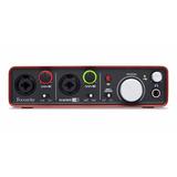 Interfaz Audio Usb Focusrite Scarlett 2i2 Pro Tools