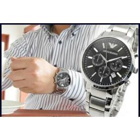 2ebc6e12e85 Relógio Tng Classic Urban Black Masculino Emporio Armani - Relógios ...