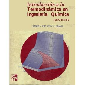 Libro: Introducción A La Termodinámica En Ing. Quimica - Pdf