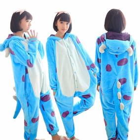 Pijama Sully Monstro Sa Kigurumi Unicórnio Sob Encomenda