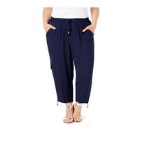Pantalon Casual Tipo Cargo Ck Calvin Klein Talla Extra 22