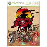 Samurai Shodown Sen (nuevo Sellado) - Xbox 360