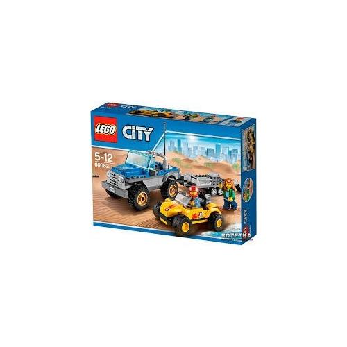 . Lego 60082 Dune Buggy Trailerdas Dunas