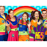 Kit Imprimible Hi5 Five Diseñá Tarjetas Cumples