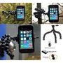 Trípode Flexible Para Iphone 6 Plus 5 5s 5c 4 4s, Samsung G