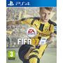 Ea Sports Fifa 17 Juego Ps4 Playstation 4 Stock Oferta