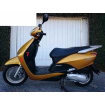 Carenagem Lead 110 Dourada 2010 - Original Honda