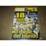 Boca Campeon !! Recopa 08 / Ed, Especial / Asi Es Boca