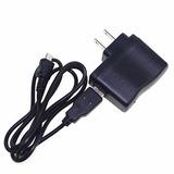 Cargador Ac + Cable Usb Para Lenovo Tablet Ideatab A2109