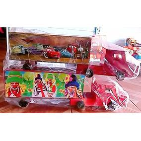 Caminhão De Madeira De Brinquedo Varios Desenhos Escolha