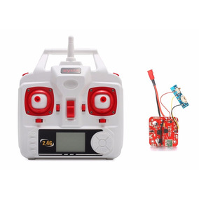 Rádio Controle Drone Syma X5hc X5hw + Placa Receptora
