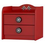 Velador Niño Color Rojo - Ikean