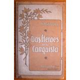 Dos Heroes De La Conquista Pacifico Otero Franciscanos Firma